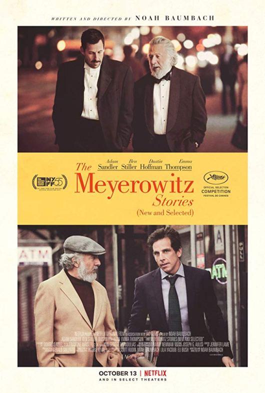 Meyerowitz Stories